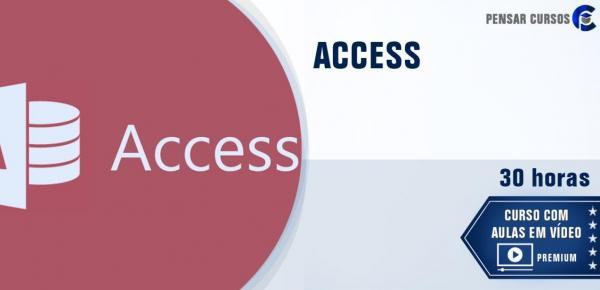 Saiba mais sobre o curso Access