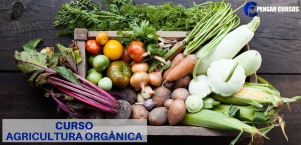 Saiba mais sobre o curso Agricultura Orgânica