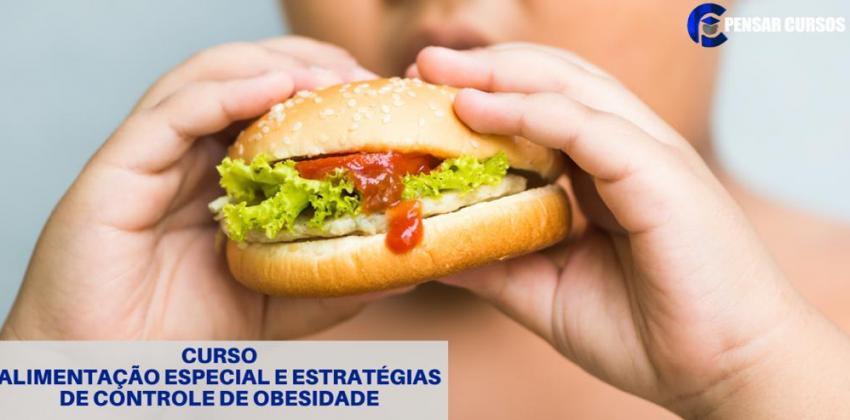 Alimentação Especial e Controle da Obesidade