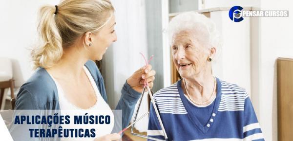Saiba mais sobre o curso Aplicações Músico Terapêuticas
