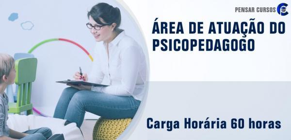 Saiba mais sobre o curso Área de Atuação do Psicopedagogo