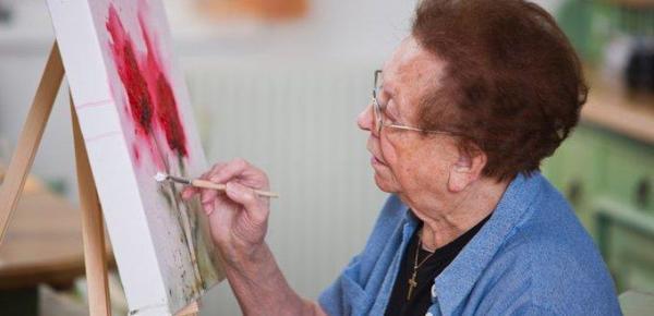 Saiba mais sobre o curso Arteterapia e Idosos