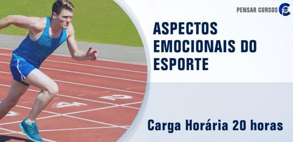 Saiba mais sobre o curso Aspectos Emocionais do Esporte