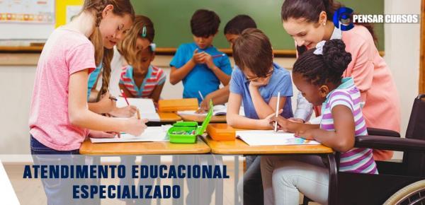 Saiba mais sobre o curso Atendimento Educacional Especializado