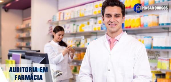Saiba mais sobre o curso Auditoria em Farmácia