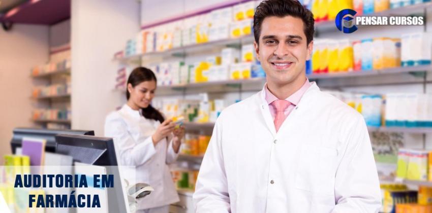 Auditoria em Farmácia