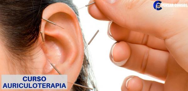 Saiba mais sobre o curso Auriculoterapia