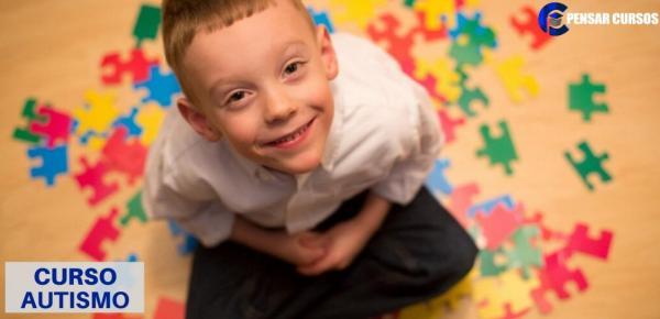 Saiba mais sobre o curso Autismo