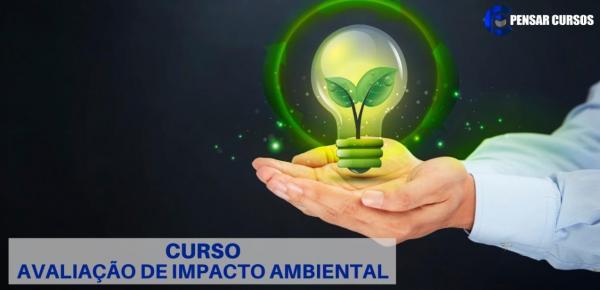 Saiba mais sobre o curso Avaliação de impacto ambiental