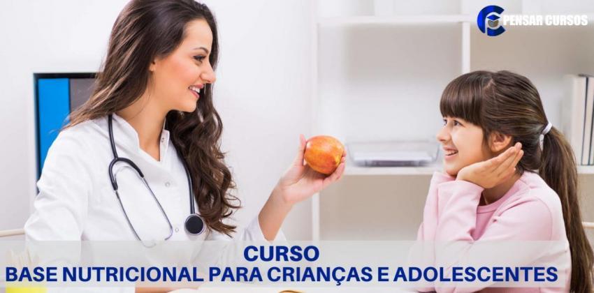 Base Nutricional para Crianças e Adolescentes