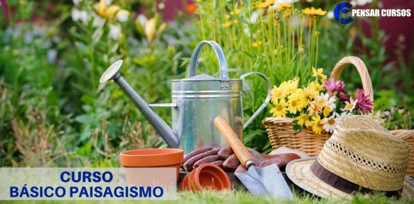Minicurso Paisagismo