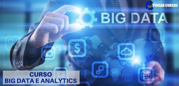 Saiba mais sobre o curso Big Data e Analytics