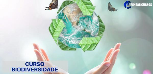 Saiba mais sobre o curso Biodiversidade