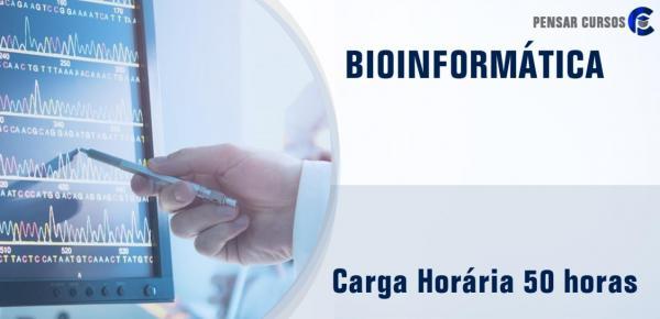 Saiba mais sobre o curso Bioinformática