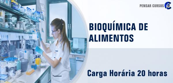 Saiba mais sobre o curso Bioquímica de Alimentos