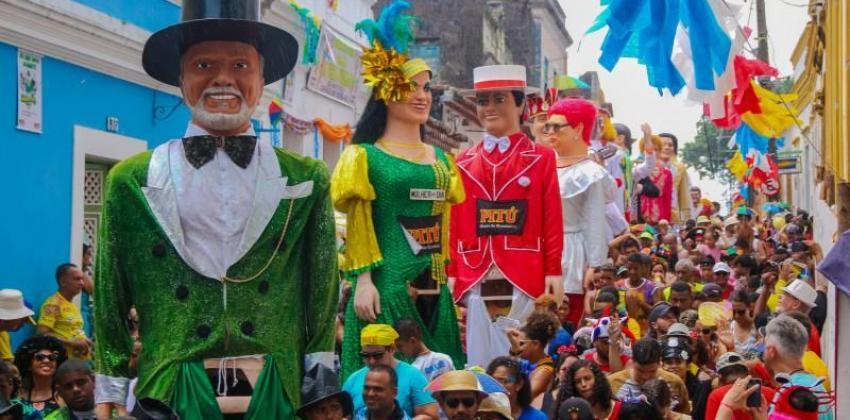 Carnaval: turismo e negócios