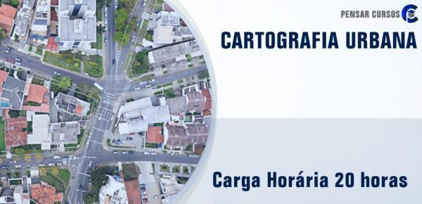 Saiba mais sobre o curso Cartografia Urbana