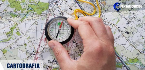 Saiba mais sobre o curso Cartografia