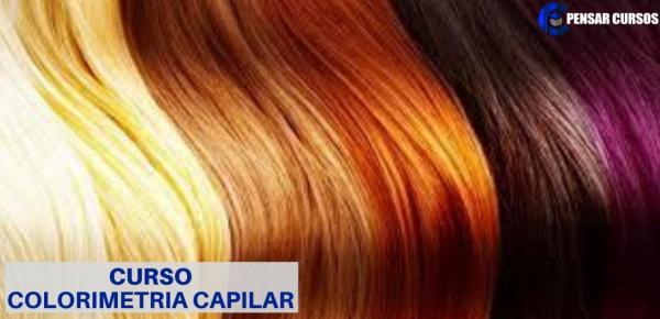 Saiba mais sobre o curso Colorimetria Capilar