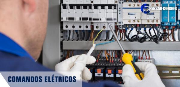 Saiba mais sobre o curso Comandos Elétricos
