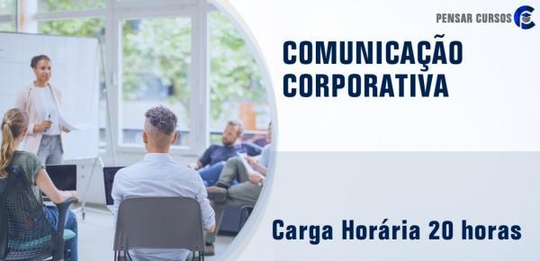 Saiba mais sobre o curso Comunicação Corporativa