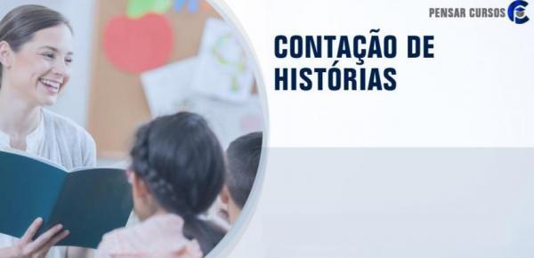 Saiba mais sobre o curso Contação de História