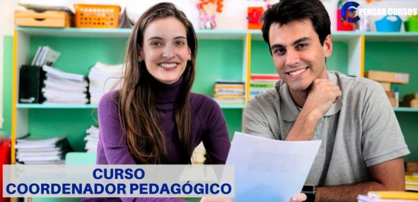 Saiba mais sobre o curso Coordenador Pedagógico