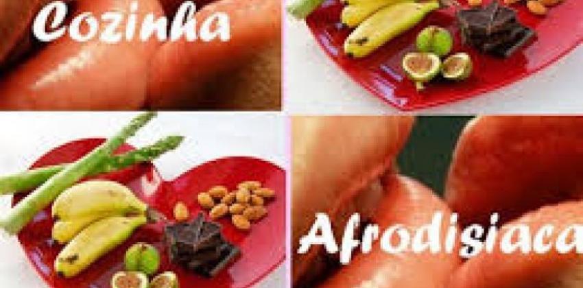 Minicurso Cozinha Afrodisíaca