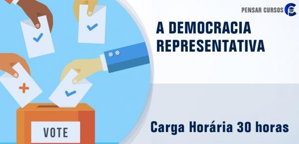 Saiba mais sobre o curso Democracia Representativa