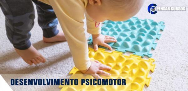 Saiba mais sobre o curso Desenvolvimento psicomotor