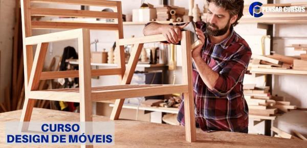 Saiba mais sobre o curso Design de Móveis