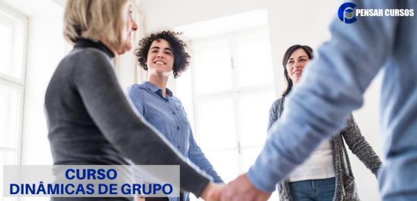 Saiba mais sobre o curso Minicurso Dinâmicas de Grupo