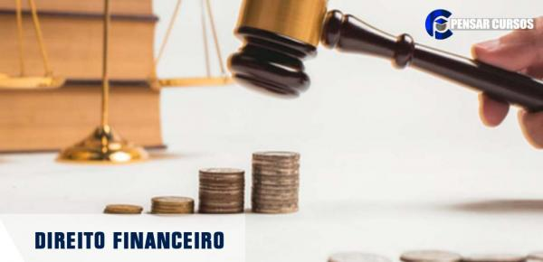 Saiba mais sobre o curso Direito Financeiro