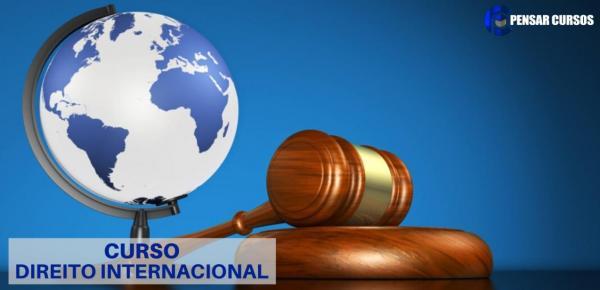 Saiba mais sobre o curso Direito internacional