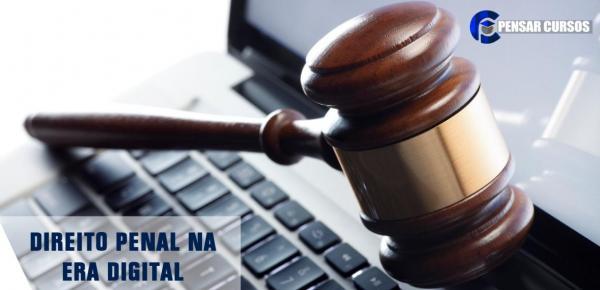 Saiba mais sobre o curso Direito Penal na Era Digital