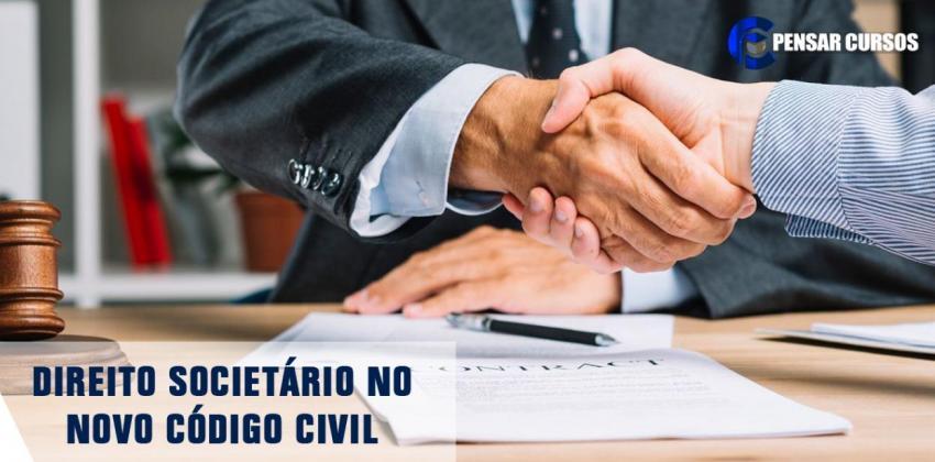 Direito Societário no Novo Código Civil