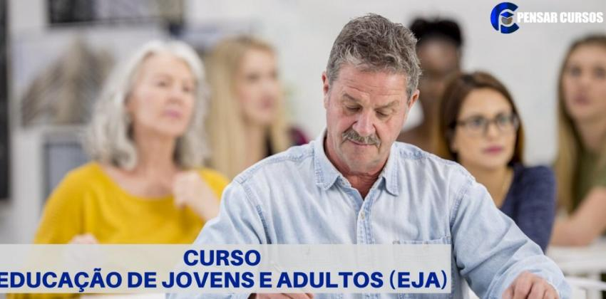 Educação de Jovens e Adultos - EJA
