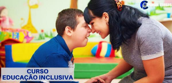 Saiba mais sobre o curso Educação Inclusiva