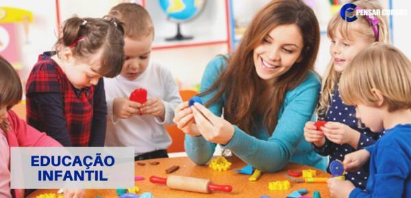 Saiba mais sobre o curso Educação Infantil
