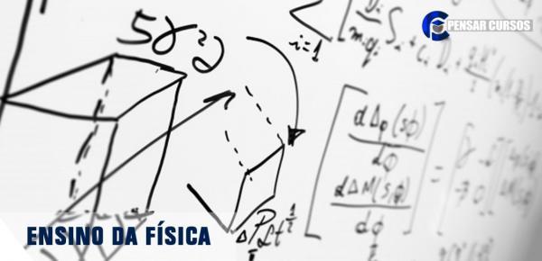 Saiba mais sobre o curso Ensino da Física