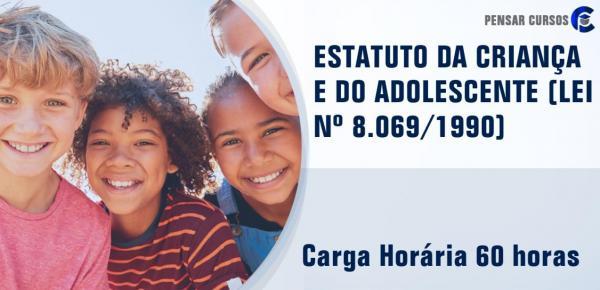 Saiba mais sobre o curso  Estatuto da Criança e do Adolescente
