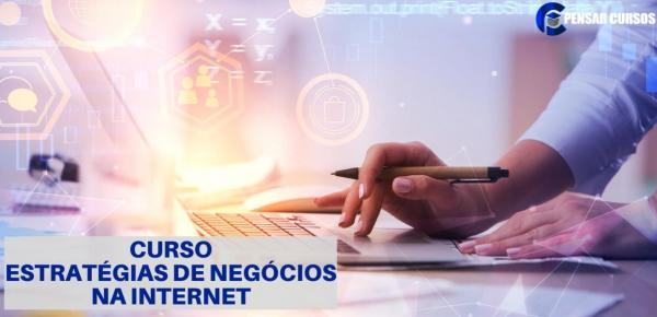 Saiba mais sobre o curso Estratégia de Negócios na Internet
