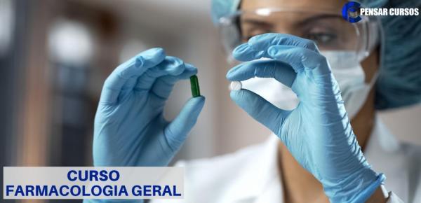 Saiba mais sobre o curso Farmacologia Geral