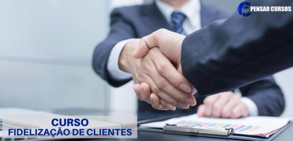Saiba mais sobre o curso Fidelização de clientes