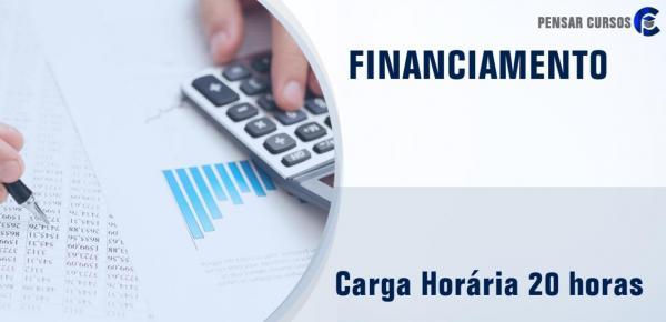 Saiba mais sobre o curso Financiamento