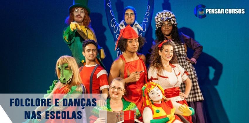 Folclore e Danças nas Escolas