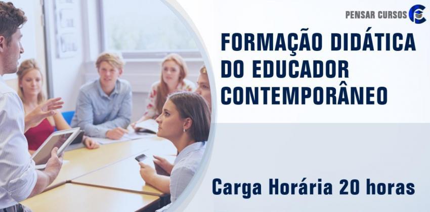 Formação Didática do Educador Contemporâneo