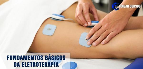 Saiba mais sobre o curso Fundamentos Básicos da Eletroterapia