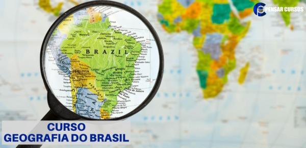 Saiba mais sobre o curso  Geografia do Brasil