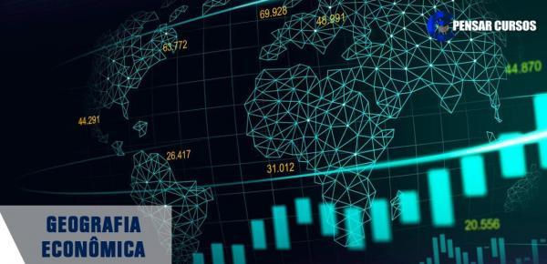 Saiba mais sobre o curso Geografia Econômica